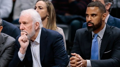This Gregg Popovich Quote About Ime Udoka Should Excite Celtics Fans