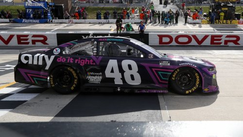 Updated NASCAR Cup Standings After Alex Bowman's Dover Victory