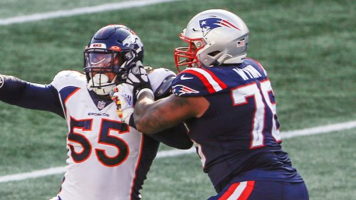 Patriots Pick Up Isaiah Wynn's Option But Questions Persist At Tackle