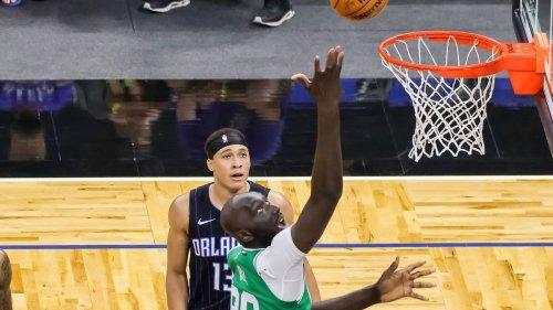 Watch Mo Bamba Try Guarding Tacko Fall In Isolation In Celtics-Magic