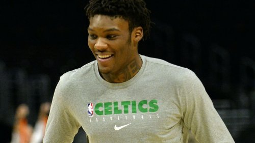 As Celtics' Robert Williams Takes Next Step, Al Horford 'Will Be In His Ear'