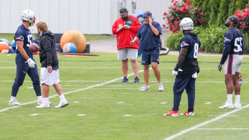 ESPN Highlights 'Surprise Standout' From Patriots Minicamp