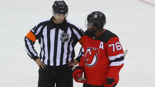 P.K. Subban Has Fallen In Love -- With Slew-Footing His Opponents