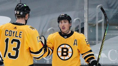 Bruins Announce Winners Of 2020-21 Season Awards