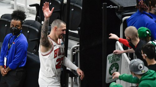 NBA Rumors: Rockets Working Out Deal For Free Agent Daniel Theis