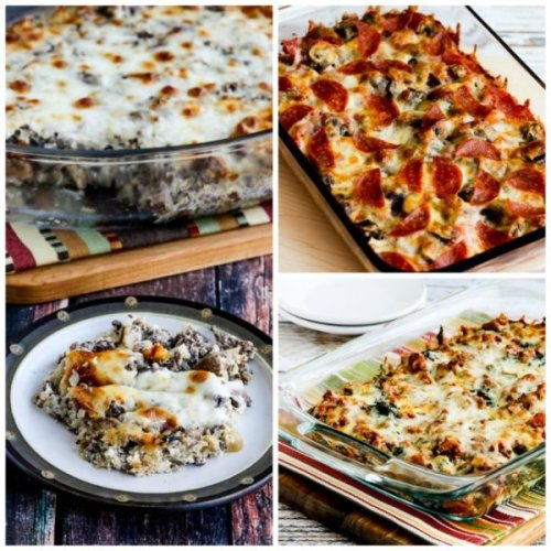 20+ Delicious Low-Carb and Keto Casserole Recipes