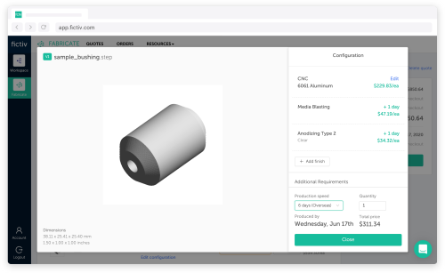 Custom Manufacturing On-Demand | Rapid Prototyping to Production