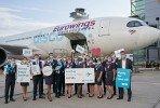 Eurowings-Discover-Start, Condor nach Kanada, Lufthansa zurück in Friedrichshafen