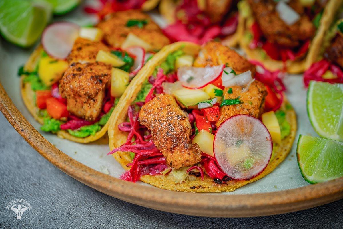 Easy Bangin Fish Tacos Recipe - Fit Men Cook
