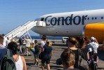 Lufthansa muss noch ein Jahr Zubringer für Condor fliegen