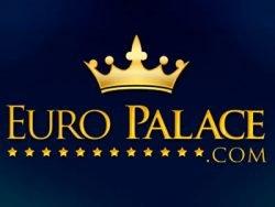 860% First deposit bonus at Euro Palace Casino