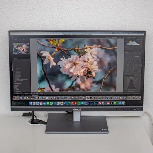 Asus ProArt PA278CV im Test: Preiswerter Monitor für Foto-Fans