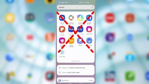 Android: So entfernt ihr Bloatware ohne Root-Zugriff