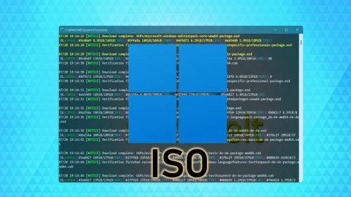 Windows 10 und Windows 11: So bekommt ihr ISO-Dateien für alle Versionen