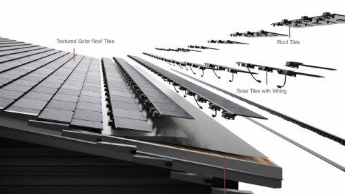 Tesla Solardach: Power-Dachziegel kommen nach Deutschland