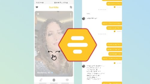 Bumble: So exportiert ihr Chats
