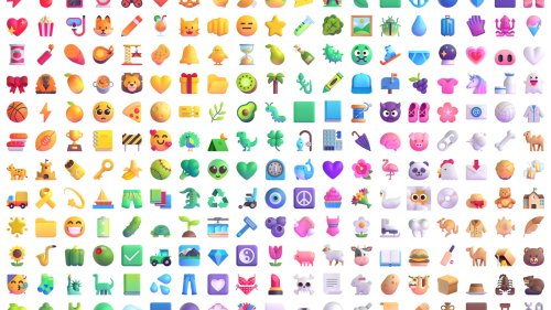 1.888 neue Emojis für Windows 11: Dieses Comeback lässt euch erschaudern