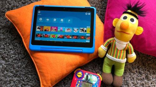 Amazon Fire HD 10 Kids Pro im Test: Alles, was ein Kind braucht