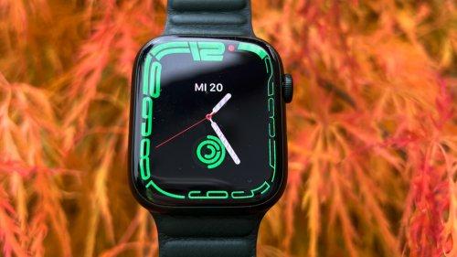 Apple Watch 7 im Test: Die unglaublich gewitzte Uhr