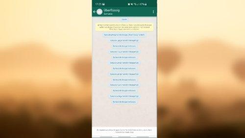 WhatsApp: Unerwünschte Aufnahme in Chat-Gruppen verhindern - So geht´s