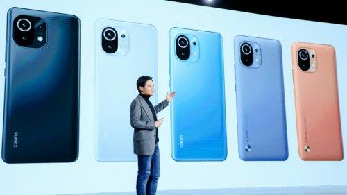 Xiaomi Mi 12: Handy soll kleineres Punch-Hole aufweisen