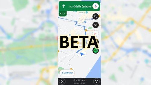 Google Maps: So installiert ihr die Beta-Version