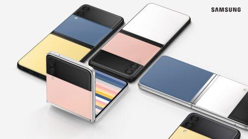 Z Flip 3 Bespoke Edition: Samsung macht auf Motorola und löst ein großes Problem