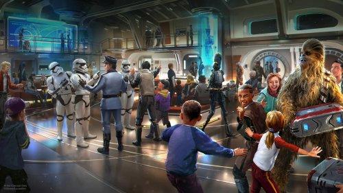Disney: Star-Wars-Hotel steht kurz vor der Eröffnung - und kostet mehr als eine Kreuzfahrt
