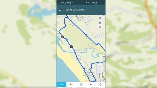 Komoot: Route oder Rundtour planen - So geht´s