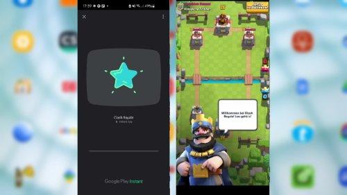 Google Play Instant: So nutzt ihr Android-Apps ohne Installation