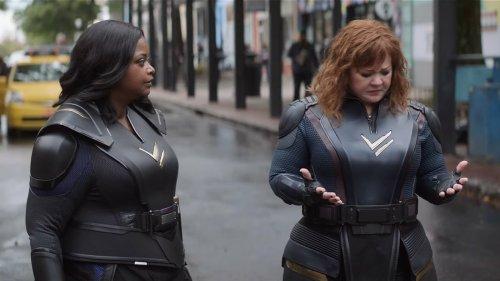 "Netflix: Seht Octavia Spencer und Melissa McCarthy als Superheldinnen in ""Thunder Force"""