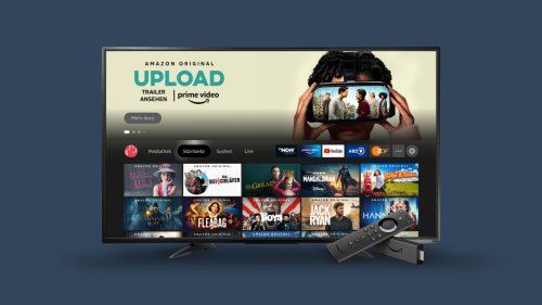 Großes Update für Fire TV Stick: Amazon verteilt neue Oberfläche