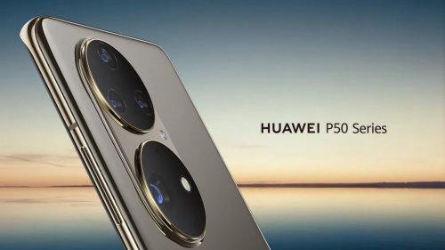 Huawei P50: Ist das noch ein Smartphone oder schon eine Digitalkamera?