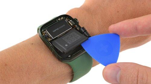 Apple Watch Series 7 im iFixit-Teardown: Darum kam die Uhr wohl später auf den Markt