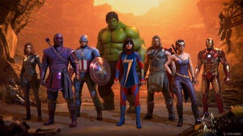 Kostenloses PS4- und PC-Spiel: Marvel's Avengers für kurze Zeit gratis