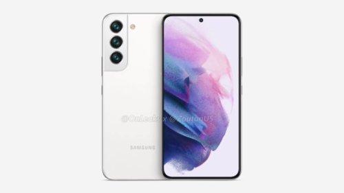 Galaxy S22 Ultra: Samsung setzt offenbar auf Galaxy Note-Design