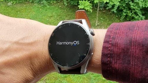 Huawei Watch 3 (Pro) im Test: Mit HarmonyOS, eSIM und Krone