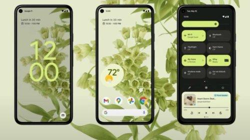 Android 12 ist da: Prüft hier, ob euer Handy ein Update erhält