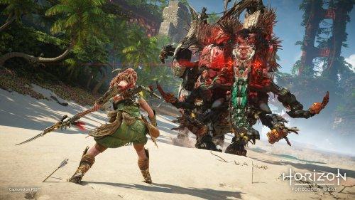 Horizon Forbidden West: Release-Termin für PS5 und PS4 angeblich verschoben