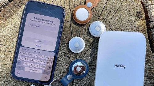 """AirTag: Apple warnt vor """"bitterem"""" Batteriewechsel"""