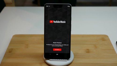 YouTube Music: Hintergrundwiedergabe bald kostenlos möglich