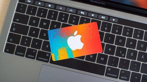 iTunes-Rabatt im Mai 2021: Angebote für günstige iTunes-Karten