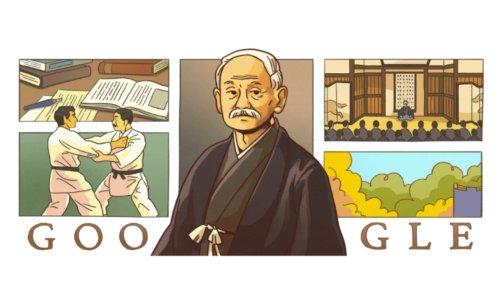 Google-Doodle: Wer war Kanō Jigorō?