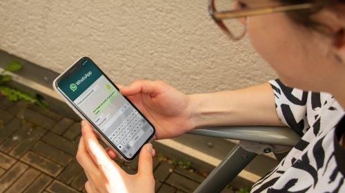 WhatsApp: Messenger testet neue Meldung-Funktion - diese Vorteile bietet sie