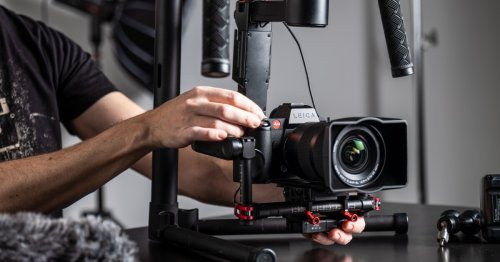 Leica puts the focus on movie-making with SL2-S release