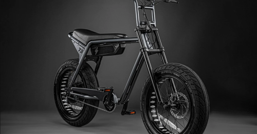 Super73's retro e-bike gets smart and packs a swappable battery