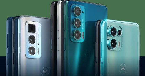 Motorola gives mobile photography the edge with 108-MP camera