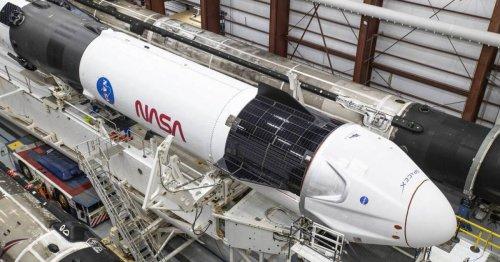 NASA certifies SpaceX's spacecraft ahead of landmark Crew-1 mission