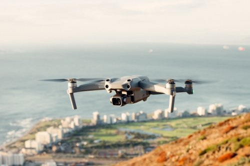 DJI doubles sensor size for 5.4K-shooting Air 2S drone