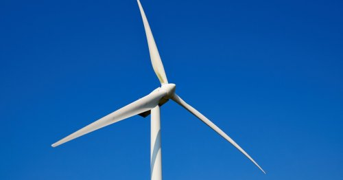 Surprising study shows how wind turbines can work better behind hills